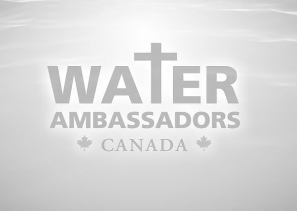 Water Ambassadors Canda 3d logo, branding, marketing, advertising, Toronto, Greater Toronto Area, GTA, Stouffville, York Region, Aurora, Newmarket, Markham, Richmond Hill, Ontario