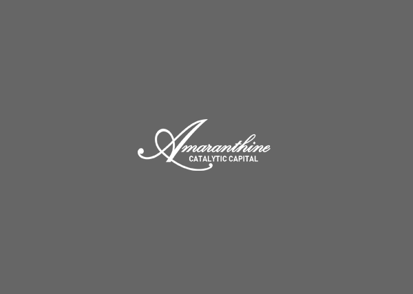 Amaranthine Catalytic Capital logo design, branding, marketing, advertising, Toronto, Greater Toronto Area, GTA, Stouffville, York Region, Aurora, Newmarket, Markham, Richmond Hill, Ontario
